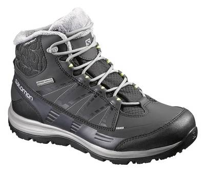 Очередные две модели зимней городской обуви  мужские Salomon Kaipo CSWP 2 и  женские Salomon Kaina CSWP 8d6dcb176dedb