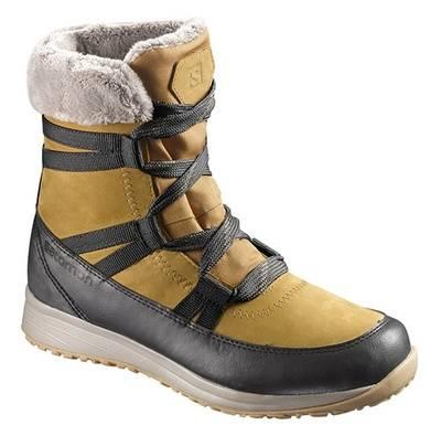 Обзор зимней обуви Salomon для города. Новости. Salomon - фирменный ... 0bc9cf9e53404