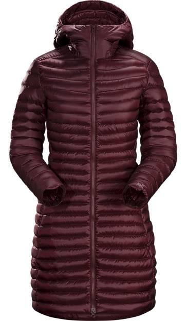 Куртки утепленные женские Arc'teryx