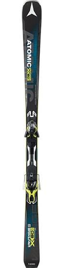 Лыжи с крепл. VANTAGE X 80 CTI + XT 12