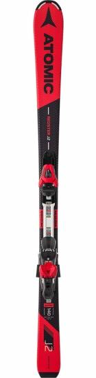Лыжи с крепл. REDSTER J2 130-150 + C 5 E