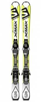 Лыжи SKI SET E X-MAX Jr S + E EZY5