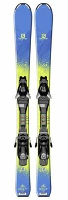 Лыжи SKI SET E QST MAX Jr S + E EZY5 J75
