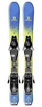 Лыжи SKI SET E QST MAX Jr XS + E EZY5 J7