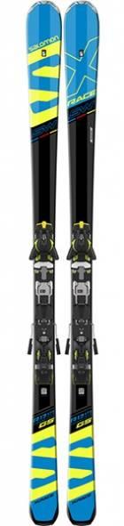 Лыжи с крепл. S X-RACE SW + S Z12