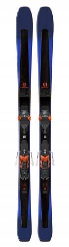 Лыжи с креплениями D XDR 88 Ti + Warden MNC 13