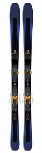 Лыжи с крепл. D XDR 84 Ti + WardenMNC1 179