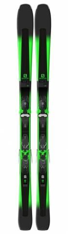 Лыжи с крепл. E XDR 78 ST + E Mercur 170