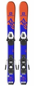 Лыжи с крепл. H QST MAX Jr XS + H C5 90