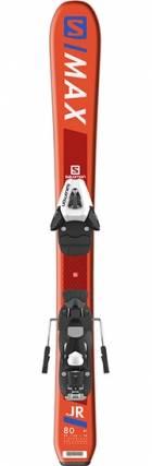 Лыжи с крепл. H S/MAX Jr XS + C5 SR J 90
