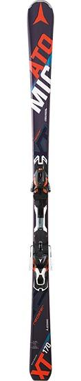 Лыжи REDSTER XT & XT 10