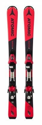 Лыжи с крепл. REDSTER J2 100-120 + C 5 E