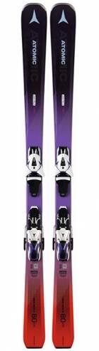 Лыжи с крепл. VANTAGE WMN X 80 CTI+MERCURY 11