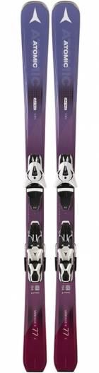 Лыжи с крепл. VANTAGE WMN X 77 C+LITHIUM 10