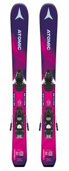 Лыжи с крепл. VANTAGE GIRL X 70-90 + C 5