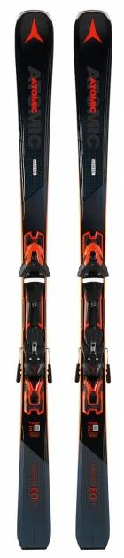 Лыжи с крепл. VANTAGE X 80 CTI + FT 12 GW