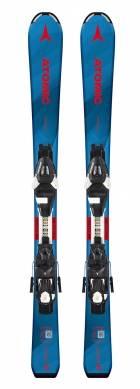 Лыжи с крепл. VANTAGE JR 100-120 + C 5