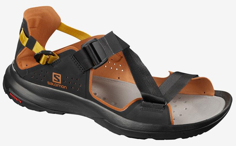 Сандалии Salomon Tech Sandal и Tech Sandal Feel