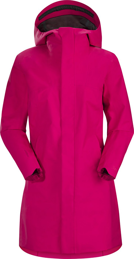 Плащ Codetta Coat Women's Ixora=