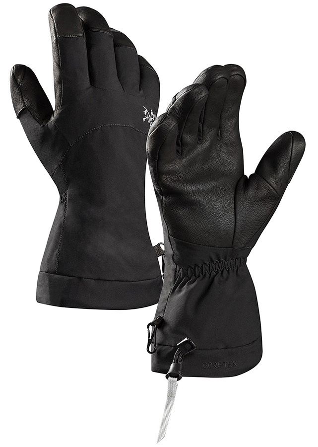 Перчатки Fission Glove Black