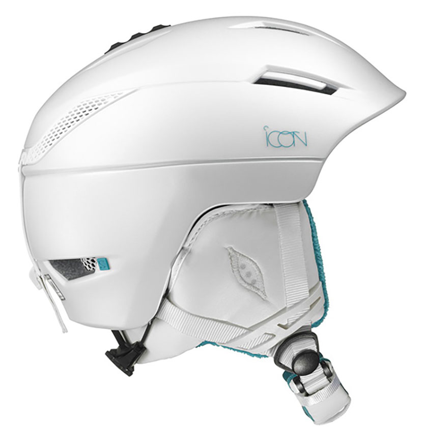 Шлем HELMET ICON White=
