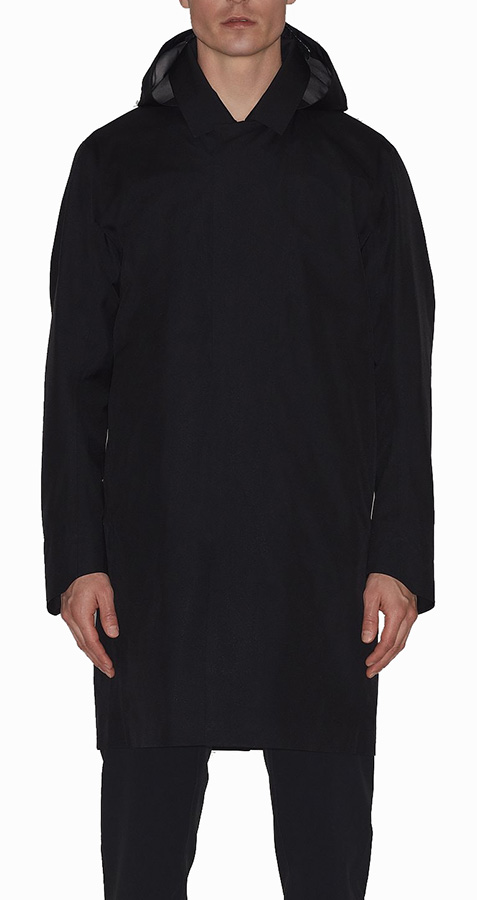 Куртка Partition AR Coat Mens Black*