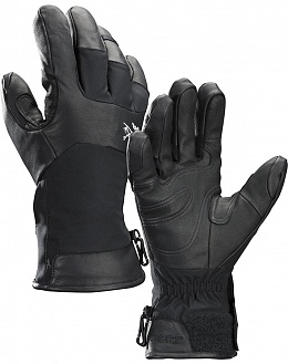 Перчатки Sabre Glove Black*