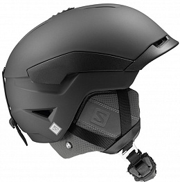 Шлем HELMET QUEST BLACK=