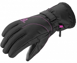 Перчатки GLOVES FORCE GTX® W Black/Rose=