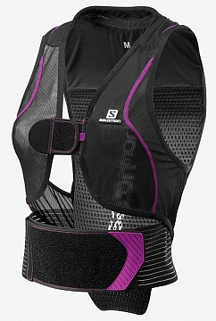 Защита BACK PROTE FLEXCELL WOMEN BLACK/P=