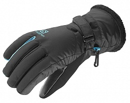 Перчатки GLOVES FORCE DRY W Black/Blue=
